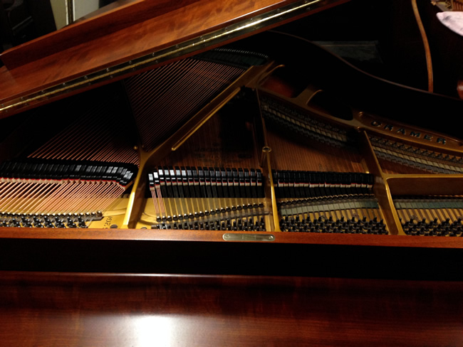 Traditional Cramer Baby Grand Piano To Be Restored And Re