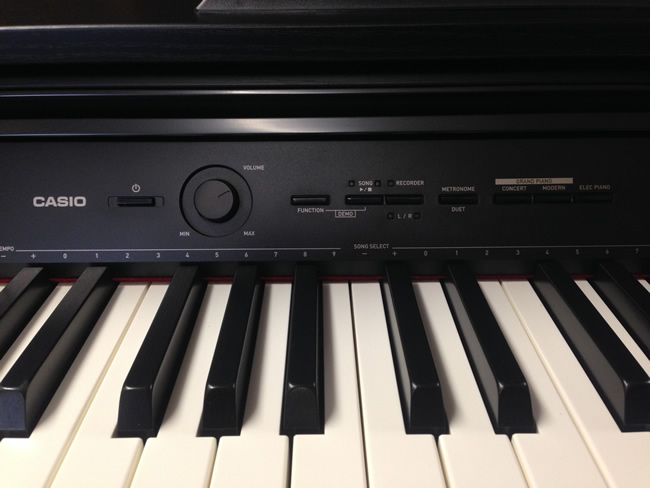 Digital piano.