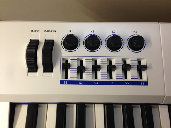 PX5 digital stage piano.