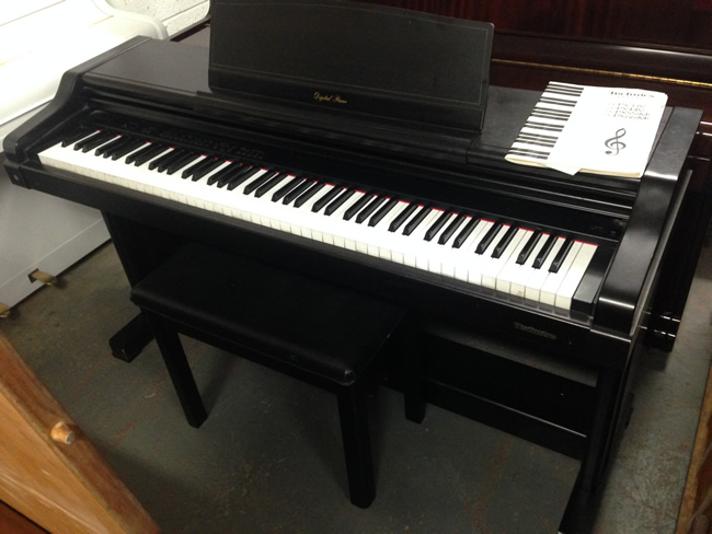 technics digital piano for sale rental or hire purchase. Black Bedroom Furniture Sets. Home Design Ideas