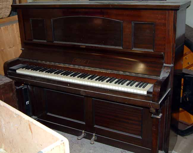 Bell pianos