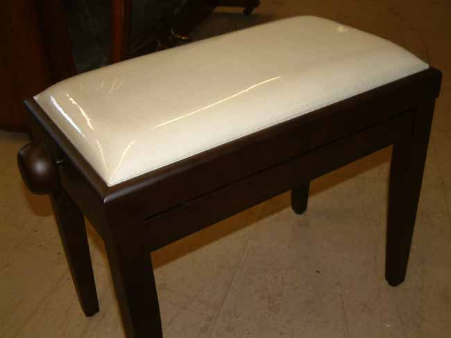 Piano stools new or second hand