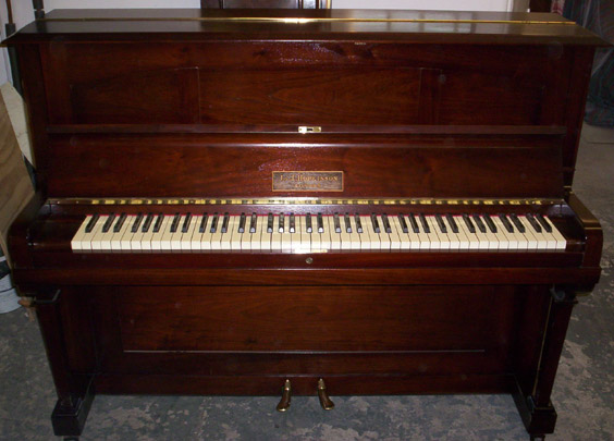 J & J Hopkinson overstrung underdamped Piano