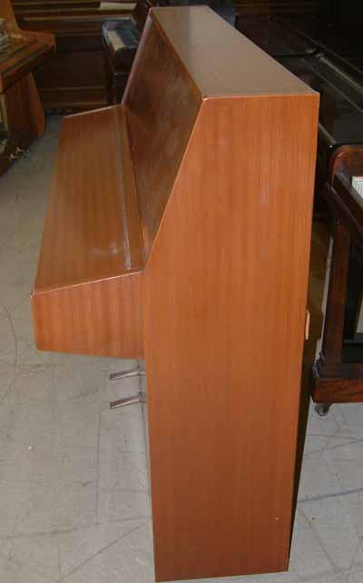 Kemble piano sideview