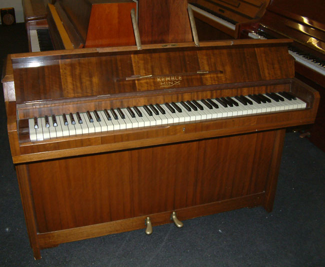 Kemble pianos