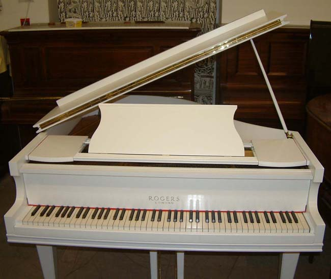Rogers grand pianos