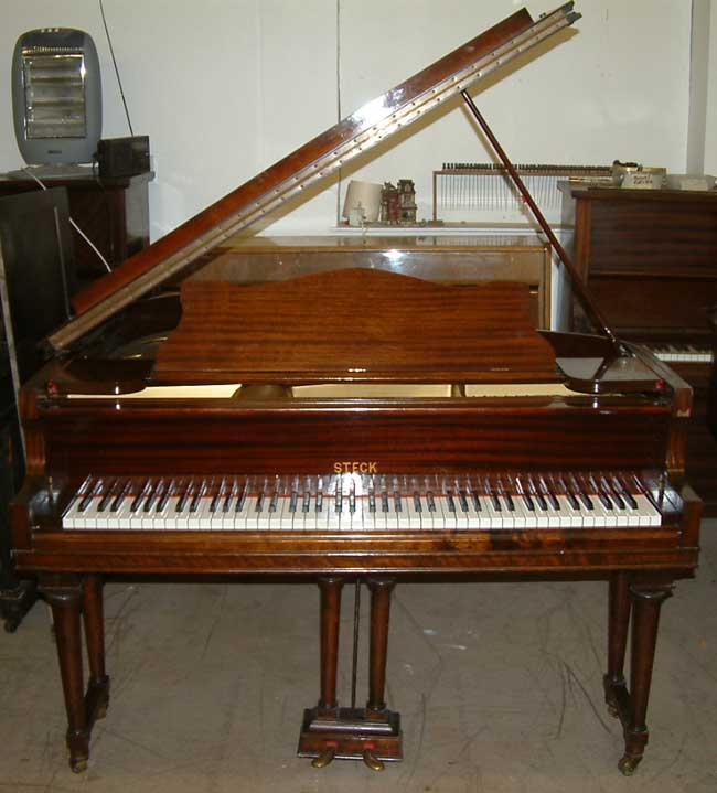 Steck traditional grand piano