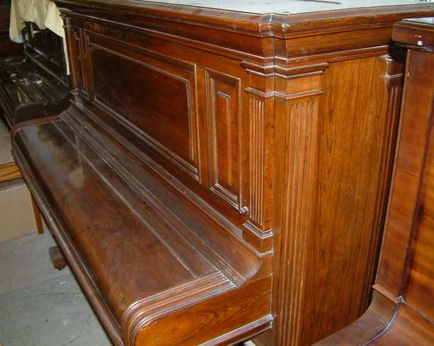 Steinway Traditional 1896 Rosewood Second Hand Upright