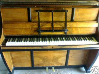 Waldberg pianos