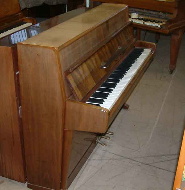 Weinbach Small Modern Upright Piano Practice Pedal