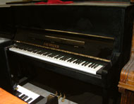 Earl Windsor Japanese upright piano.