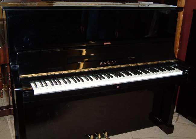 Kawai Upright Pianos >> Kawai Ku1d Japanese Upright Piano For Sale