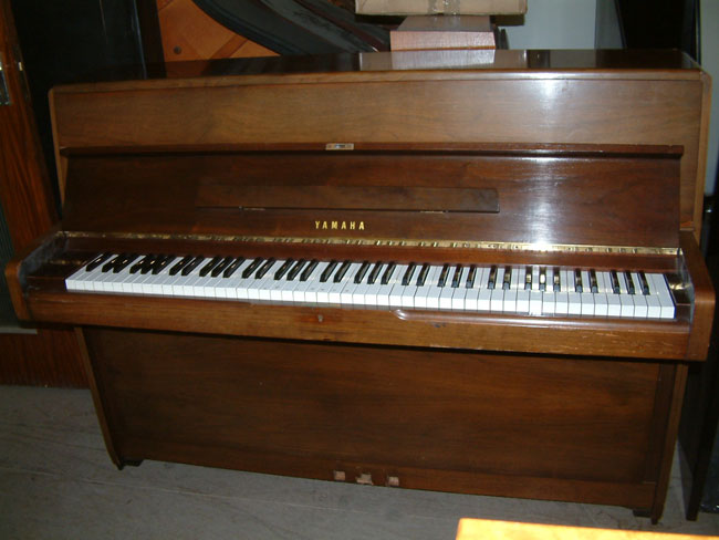 Yamaha m1 japanese made upright piano available in walnut for 1970 yamaha upright piano