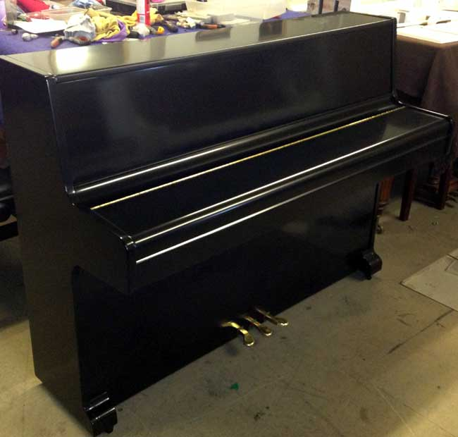 Sojin second hand modern upright pianos