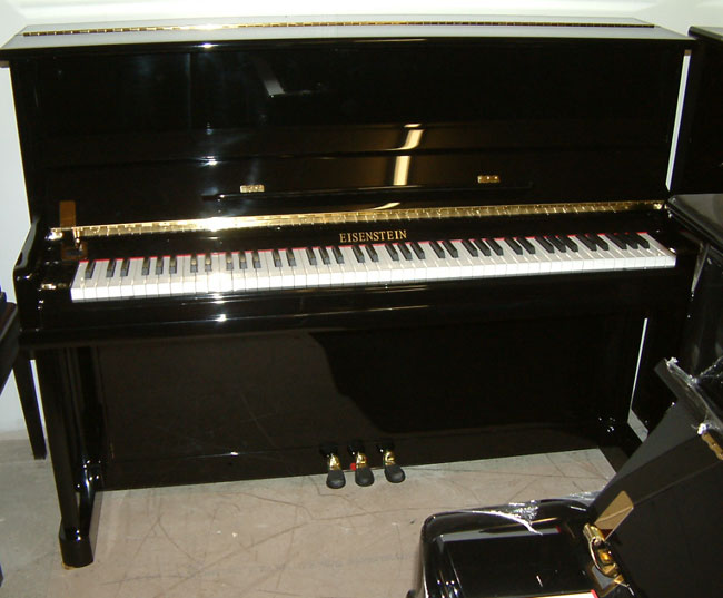 Eisenstein 112 88 Note Traditional Style Upright New Piano