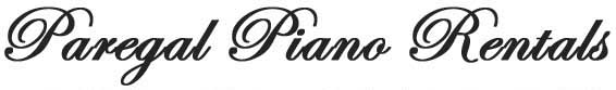 Paregal Pianos Rentals