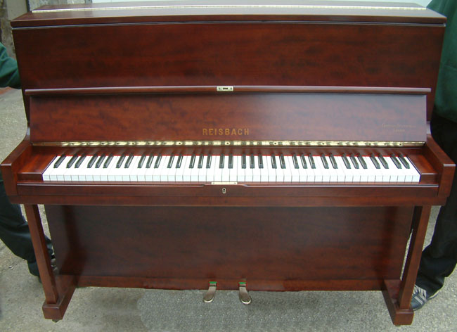 Reisbach upright piano for rent.
