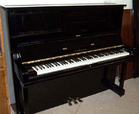 Yamaha upright pianos available white black satin gloss for U3 yamaha price